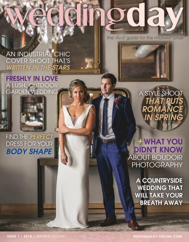 ce4cbe562c4 WeddingDay Magazine - Issue 1 2018 by Life Events Media - issuu