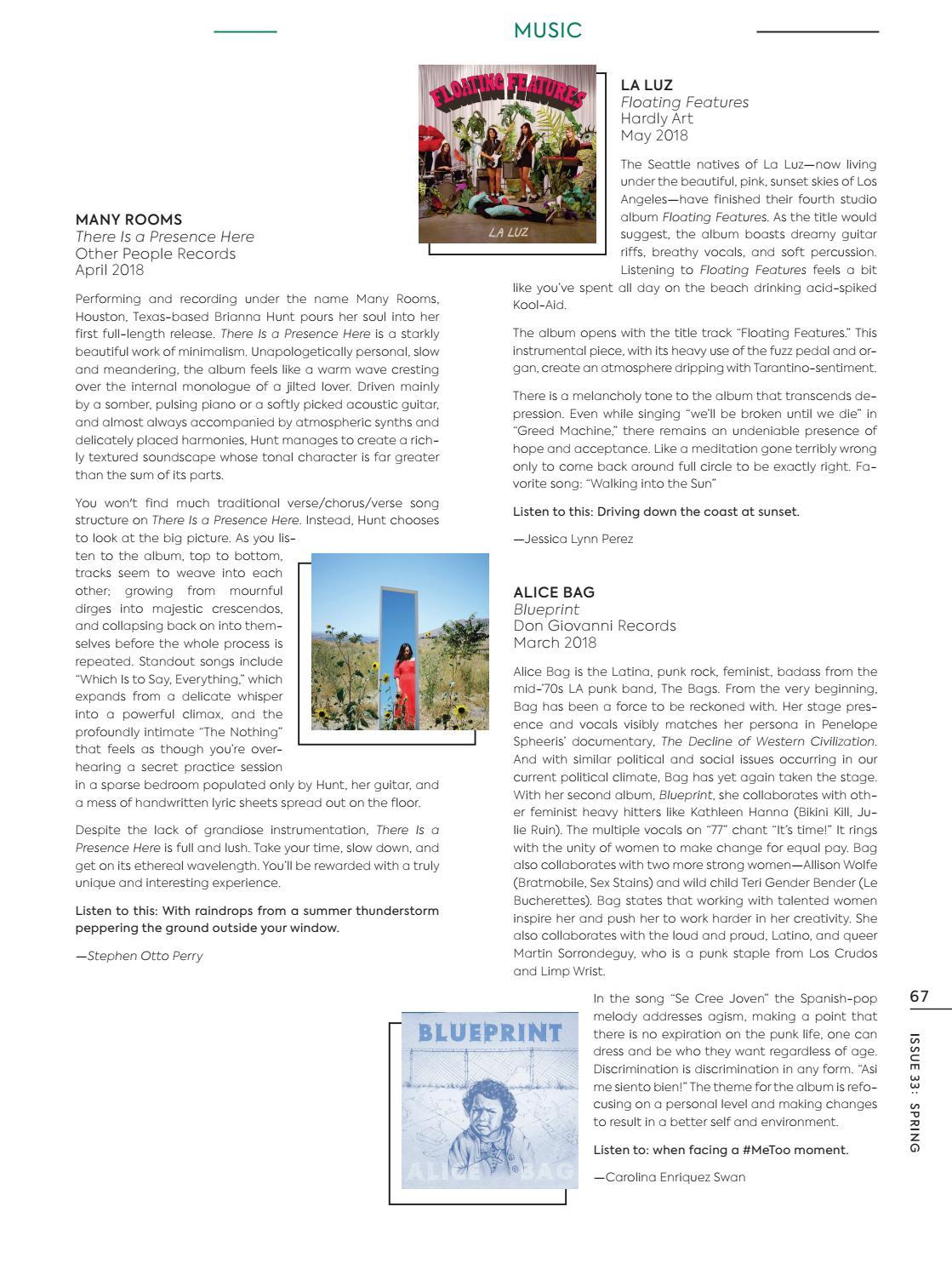 Tom tom magazine issue 33 by tom tom magazine issuu malvernweather Choice Image