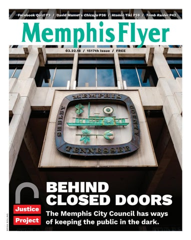 Memphis Flyer 3 22 18 by Contemporary Media - issuu