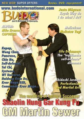 Martial arts magazine budo international 355 – march 2