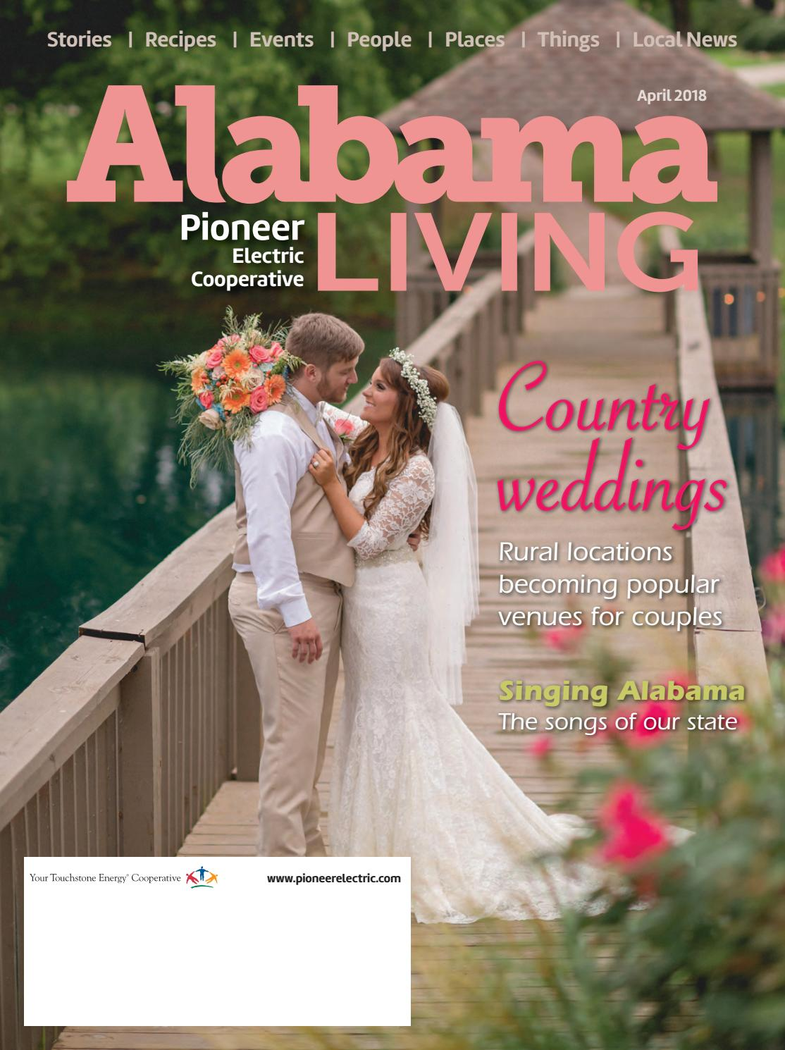 April 2018 Pioneer By Alabama Living Issuu