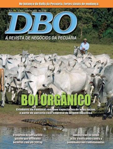 Revista DBO 417 - Julho 2015 by portaldbo - issuu 54359e1e6ea