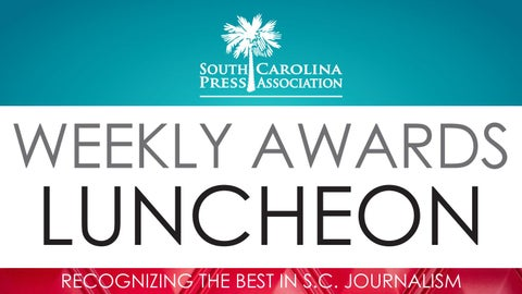 5c70dc984e 2018 Weekly Awards Luncheon Digital Presentation by S.C. Press ...