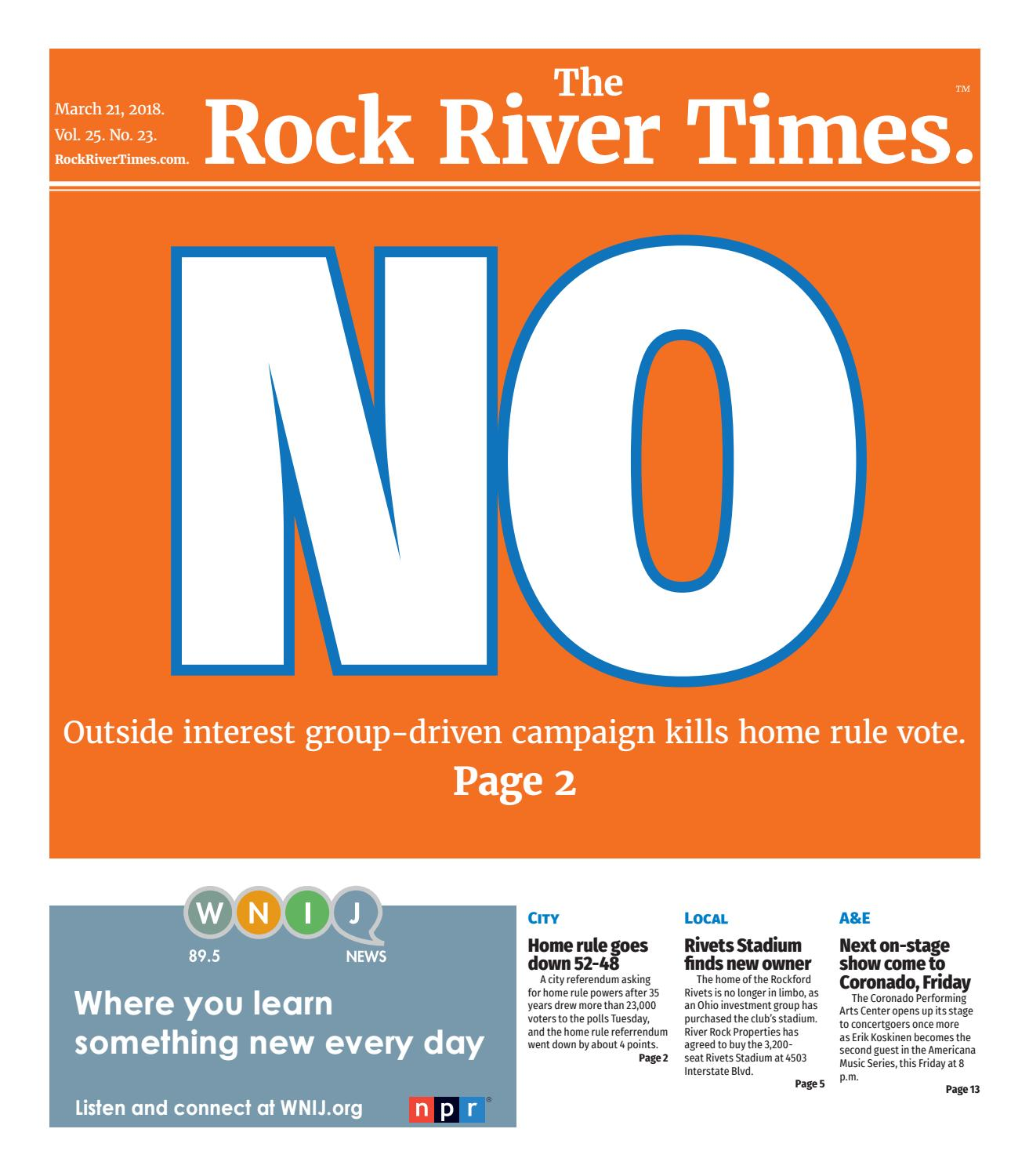 9bc227aa69 The Rock River Times. March 21