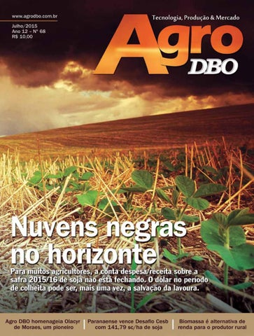 Revista Agro DBO 68 - Julho 2015 by portaldbo - issuu d661d109b1585
