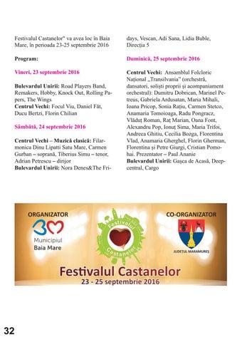 Page 32 of Festivalul Castanelor