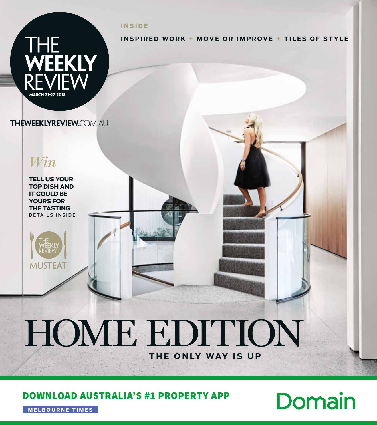 The weekly review melbourne times by the weekly review issuu fandeluxe Choice Image
