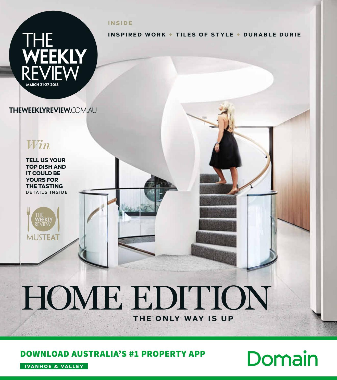 The Weekly Review Ivanhoe & Valley by The Weekly Review issuu