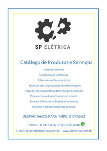 Catalogo 2014 by spequipamentos2018 - issuu 3d9f4f3adf