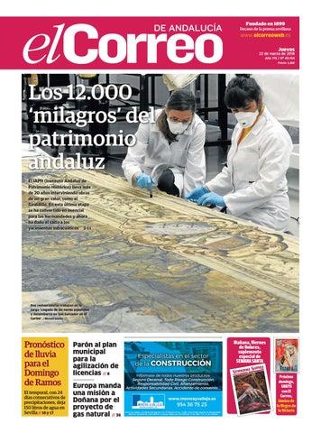 22.03.2018 El Correo de Andalucía by EL CORREO DE ANDALUCÍA S.L. - issuu 5d1a4c29a1c
