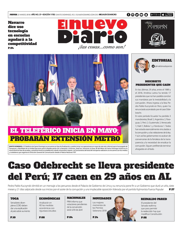 El Nuevo Diario by El Nuevo Diario - issuu