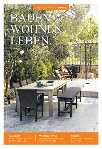 Bauen Wohnen Leben 22 03 2018 By Saarbrucker Verlagsservice Gmbh