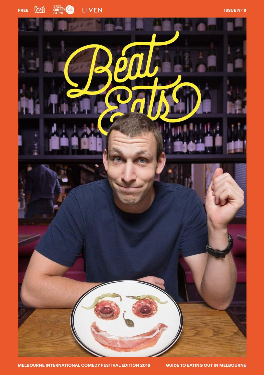 Beat Eats: Melbourne International Comedy Festival Edition by Furst
