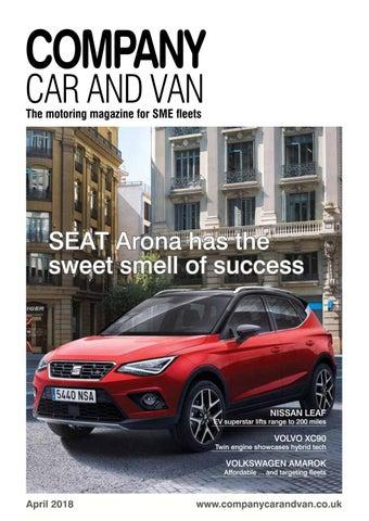 Company Car & Van April 2018 by Company Car & Van - issuu