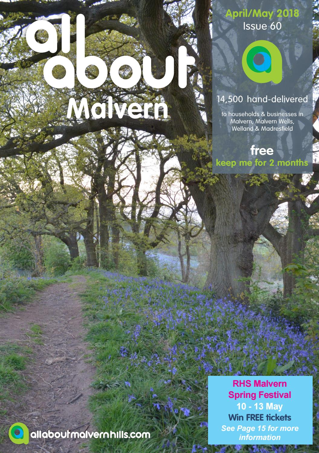 All About Malvern April/May 2018 by All About Local