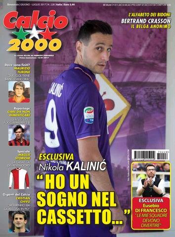 Calcio 2000 n.228 by TC C SRL - issuu 29a22ee33fd8