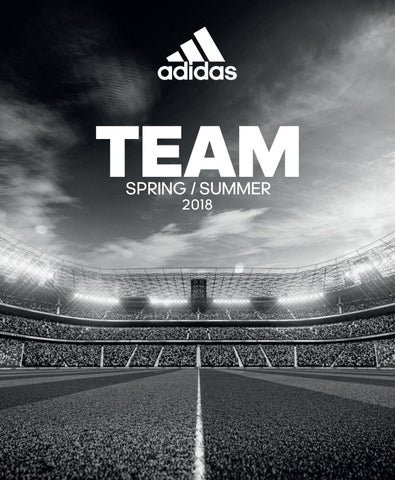 a08ef8793e3 Adidas SS18 Team Catalog by influencesport - issuu