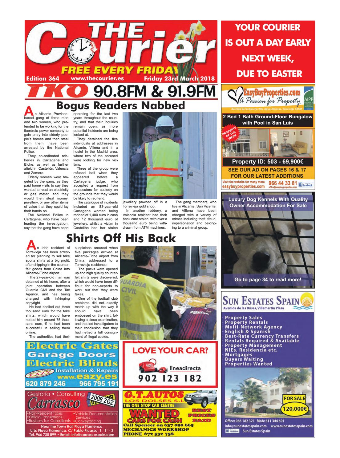 6648cc00a The Courier Edition 364 by The Courier Newspaper - issuu