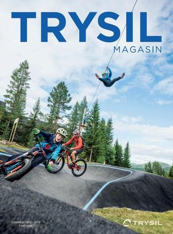 ddd6feb7 Trysil Sommermagasin 2018 by Destinasjon Trysil SA - issuu
