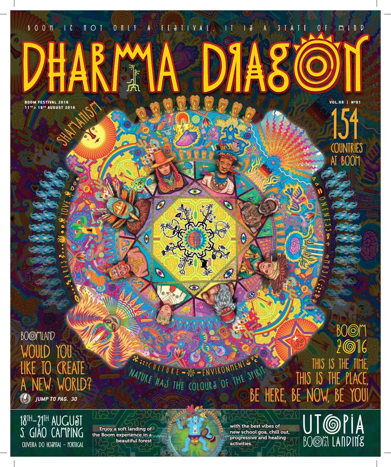 Dharma Dragon 2016