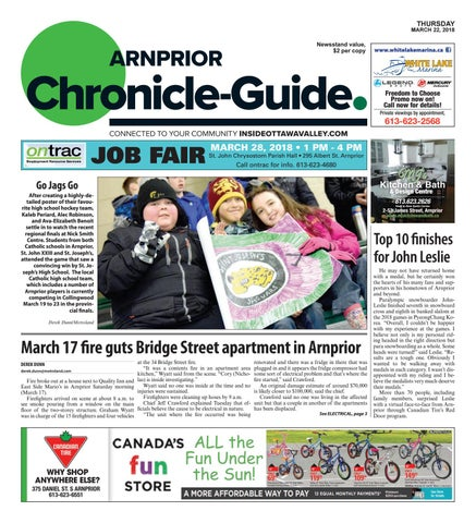 Arnprior032218 by metroland east arnprior chronicle guide issuu page 1 fandeluxe Choice Image