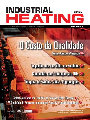 cd095c7298e2e Revista Industrial Heating - Jan a Mar 2018 by SF Editora - issuu