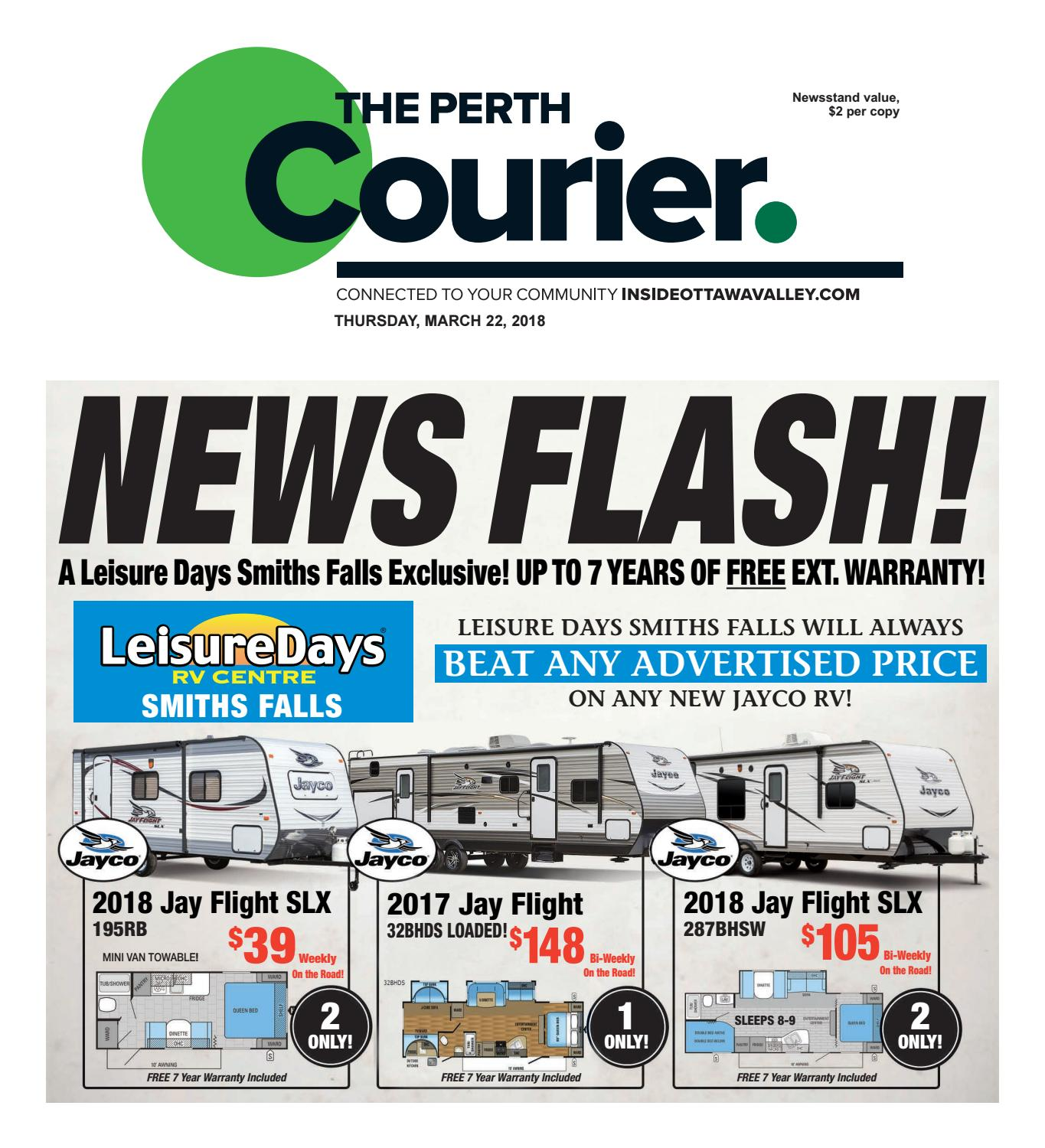 Perth032218 by metroland east the perth courier issuu fandeluxe Choice Image