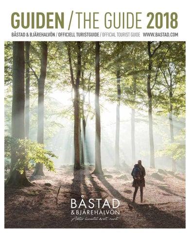 8a711588c9b Guiden Bastad & Bjärehalvön 2018 by Bastad Tourism - issuu