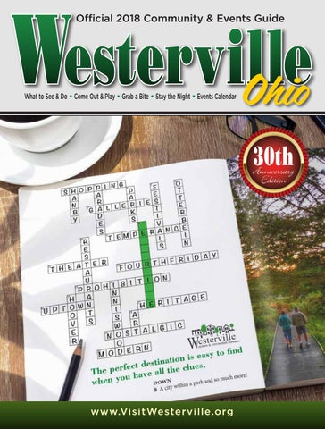 2018 Westerville Community Events Guide By Cityscene Media Group