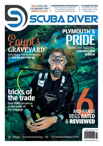 Scuba Diver April 17 - Issue 2