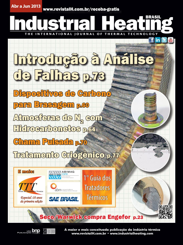 1d1569c1562ad Revista Industrial Heating - Abr a Jun 2013 by S+F Editora - issuu