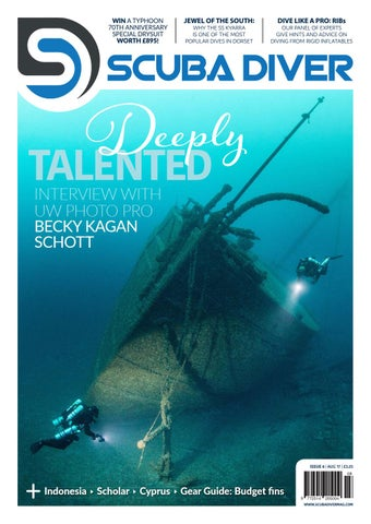 Scuba Diver August 17 - Issue 6 by scubadivermag - issuu