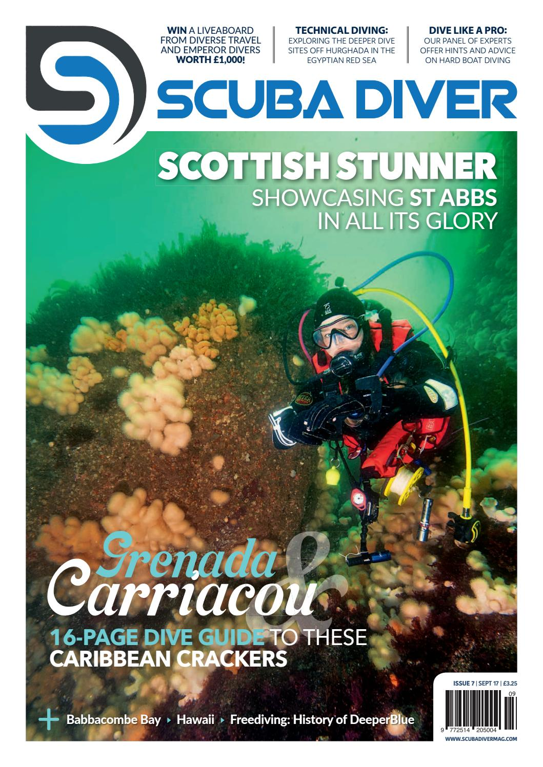 Scuba Diver September 17 - Issue 7 by scubadivermag - issuu