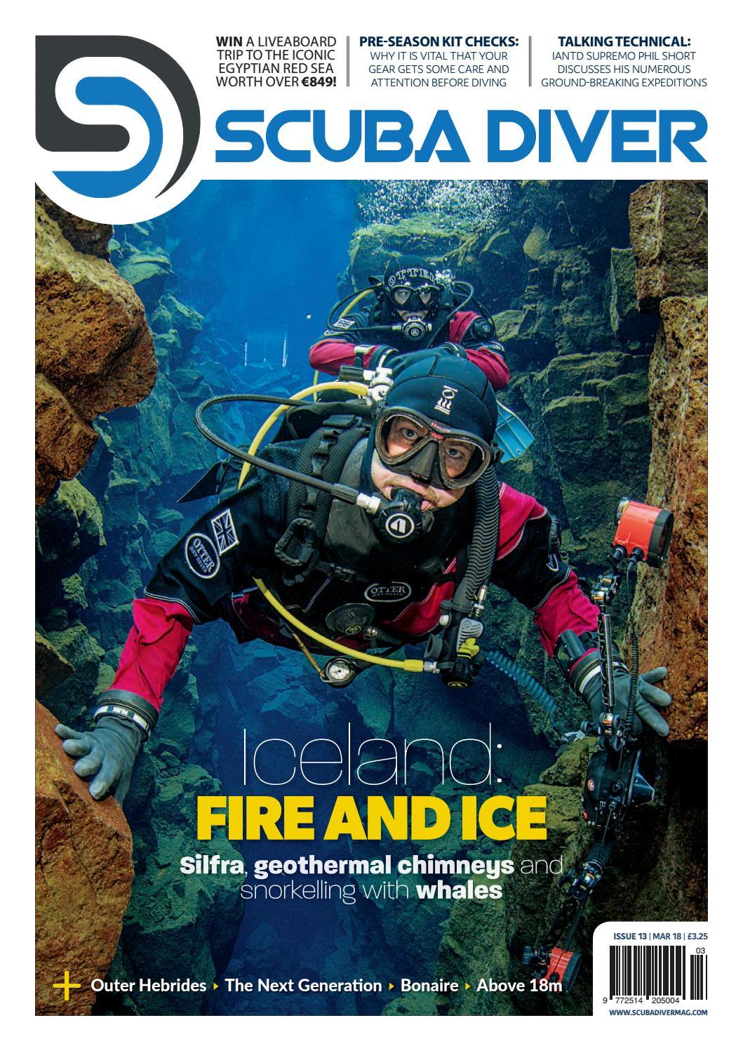 Divers Handle Pressure Open Water MENS T-SHIRT tee birthday gift scuba diving