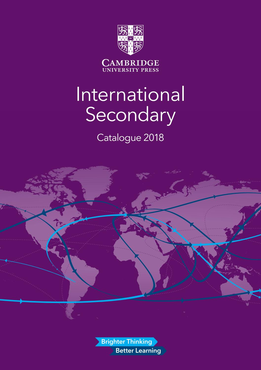International Secondary Catalogue 2018 By Cambridge University Press Grade Bitesize Physics Generation Of Electricity Revision Page 3 Education Issuu