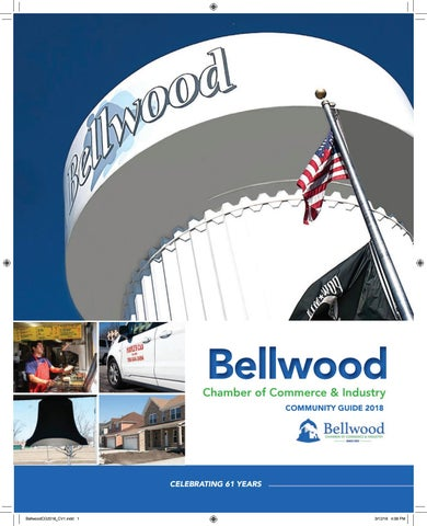Bellwood chamber of commerce community guide by the village free page 1 fandeluxe Gallery