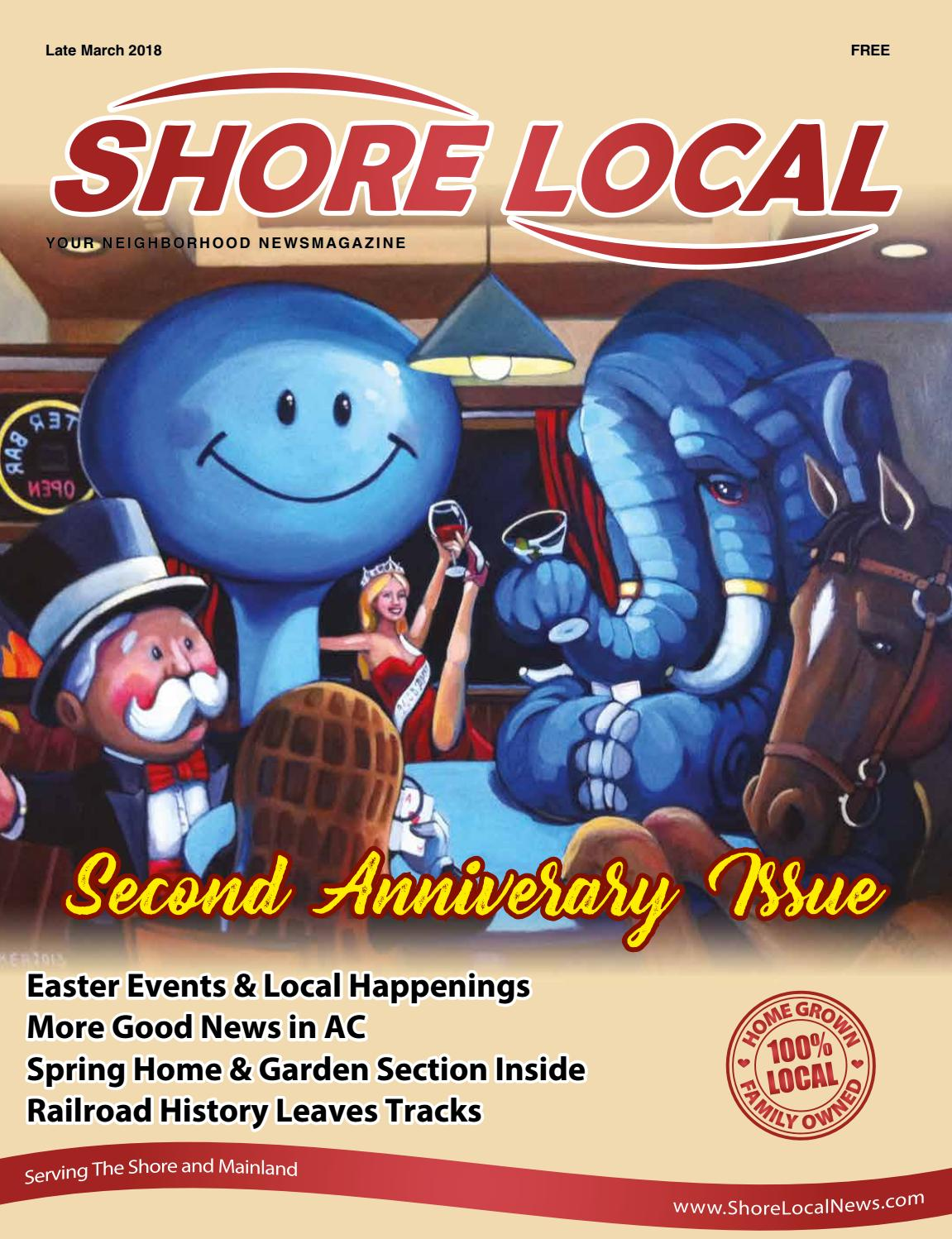 Shore local mainland march 22 march 28 2018 by mike kurov issuu fandeluxe Gallery