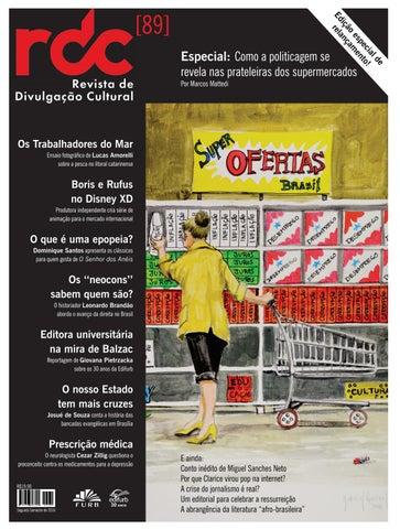 23714c65a4c4f Revista de Divulgação Cultural (RDC) nº 89 by editora.furb - issuu