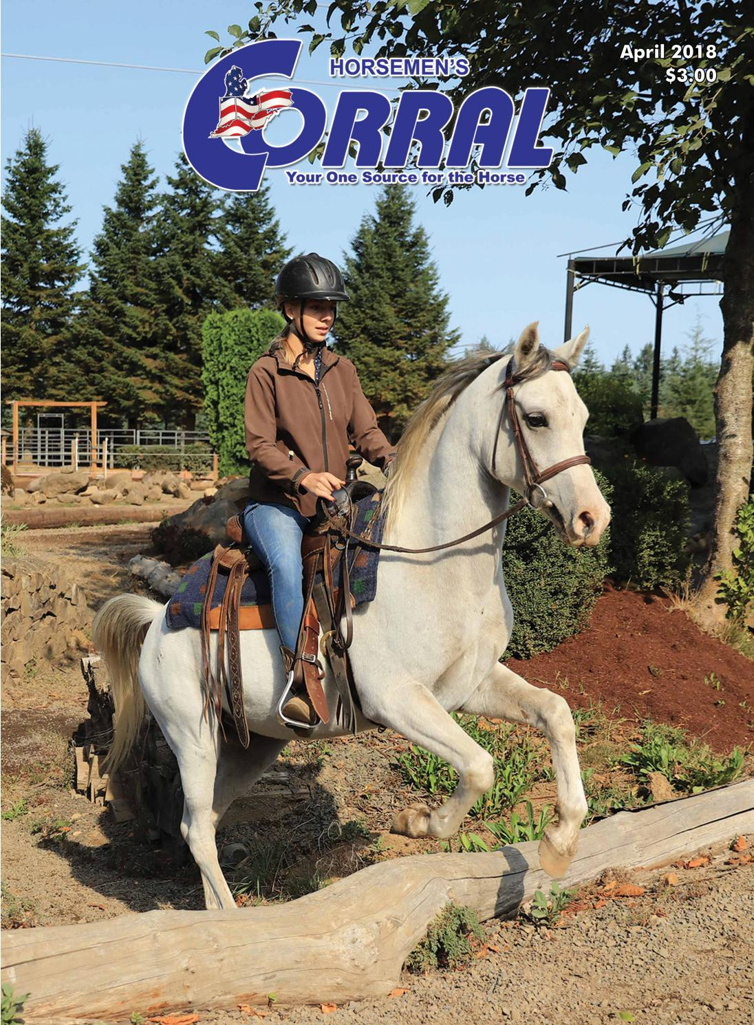 Horsemen's Corral April 2018 by Horsemen's Corral - issuu