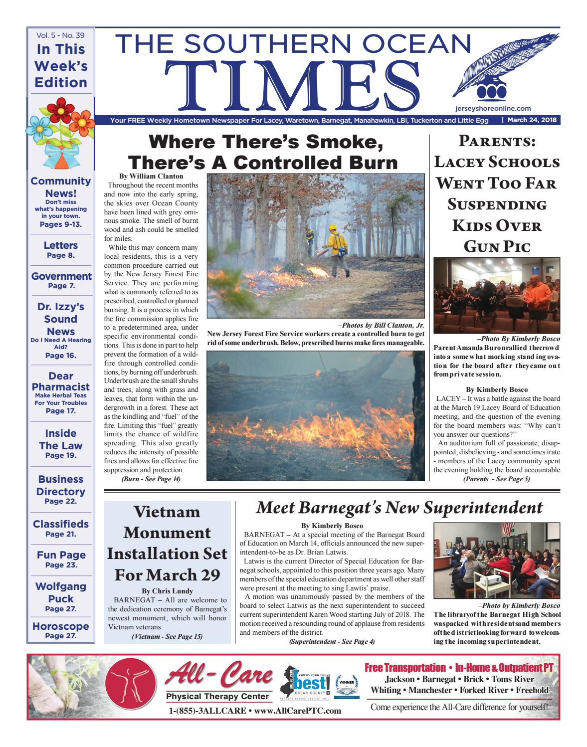 2018-03-24 - The Southern Ocean Times by Micromedia