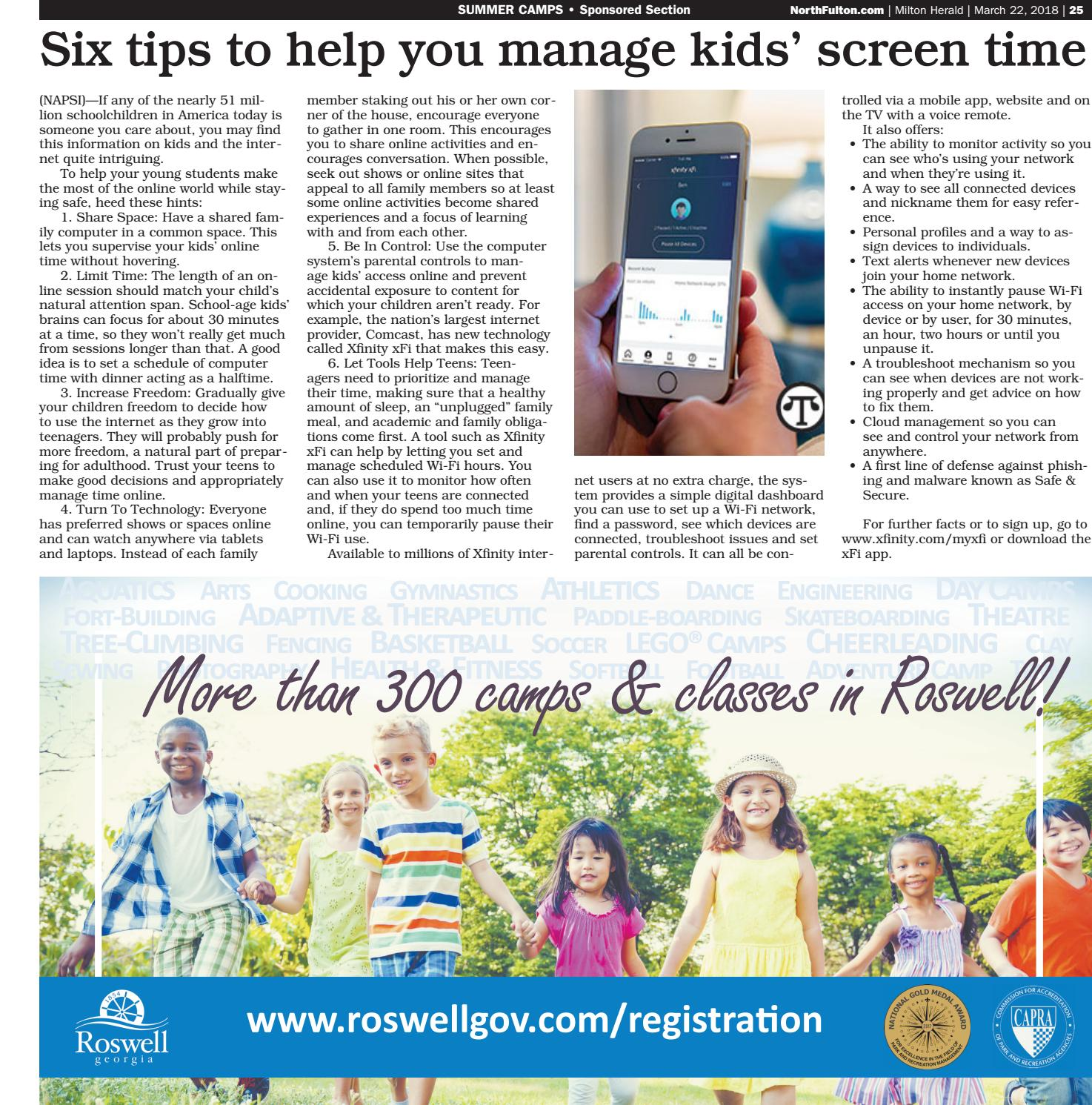 Milton Herald - March 22, 2018 by Appen Media Group - issuu