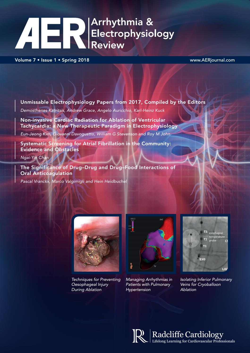 AER 7 1 by Radcliffe Cardiology - issuu