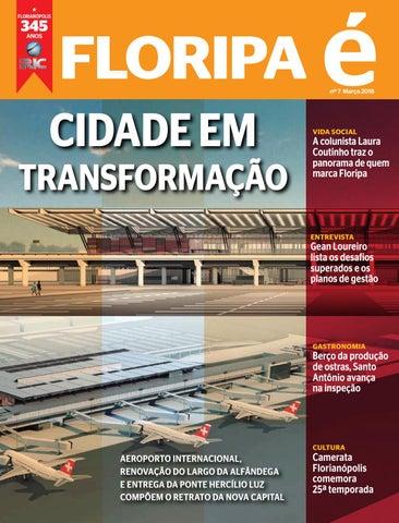 4db3f656d0 Revista Floripa É nº 7 by RICTV Record Santa Catarina (RICTV Record ...