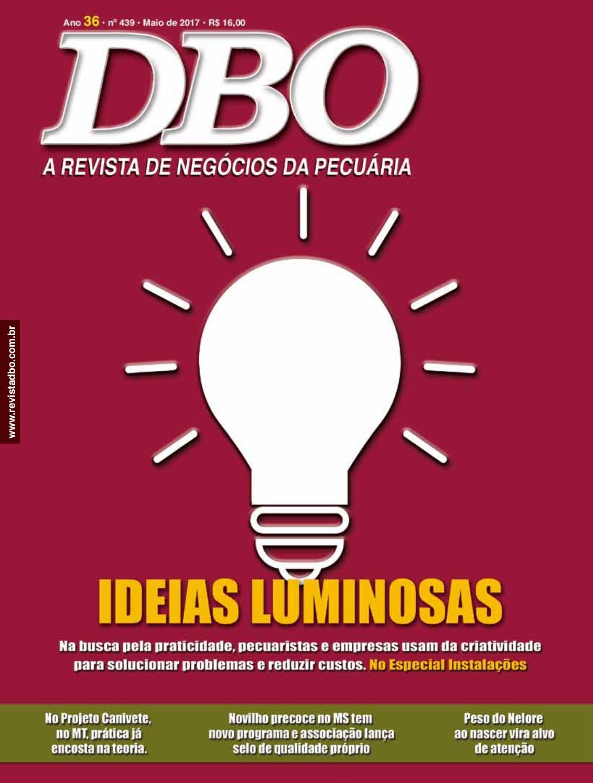 b2b05c3115d Revista DBO 439 - Maio 2017 by portaldbo - issuu
