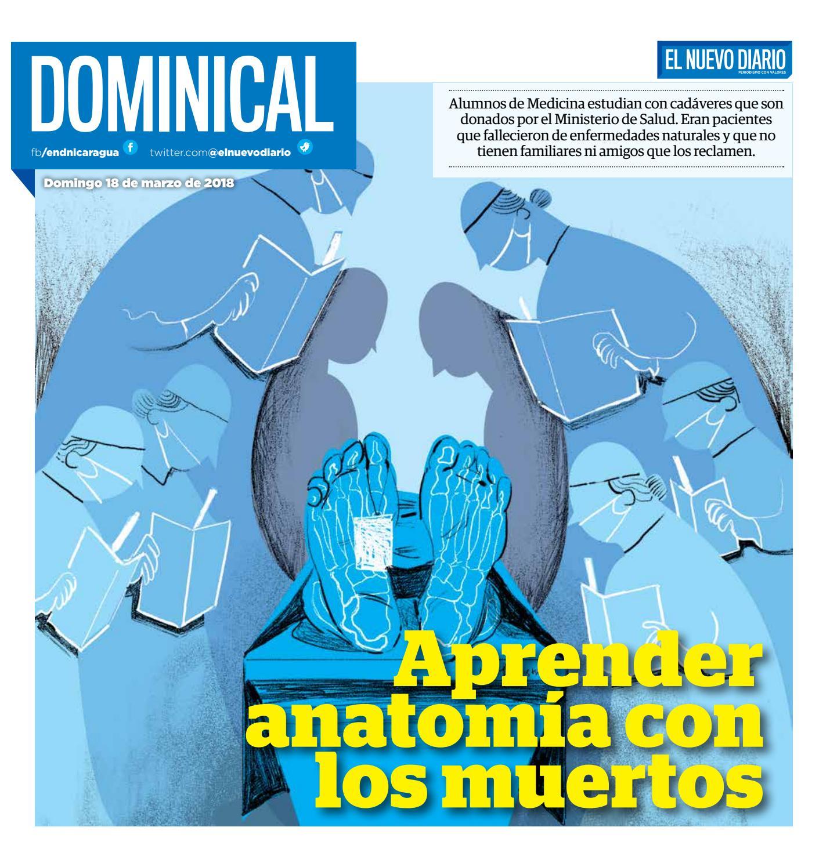 Aprender anatomía con los muertos by El Nuevo Diario - issuu