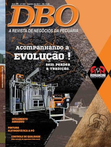 Revista DBO 442 - Agosto 2017 by portaldbo - issuu c0f15eec23e33