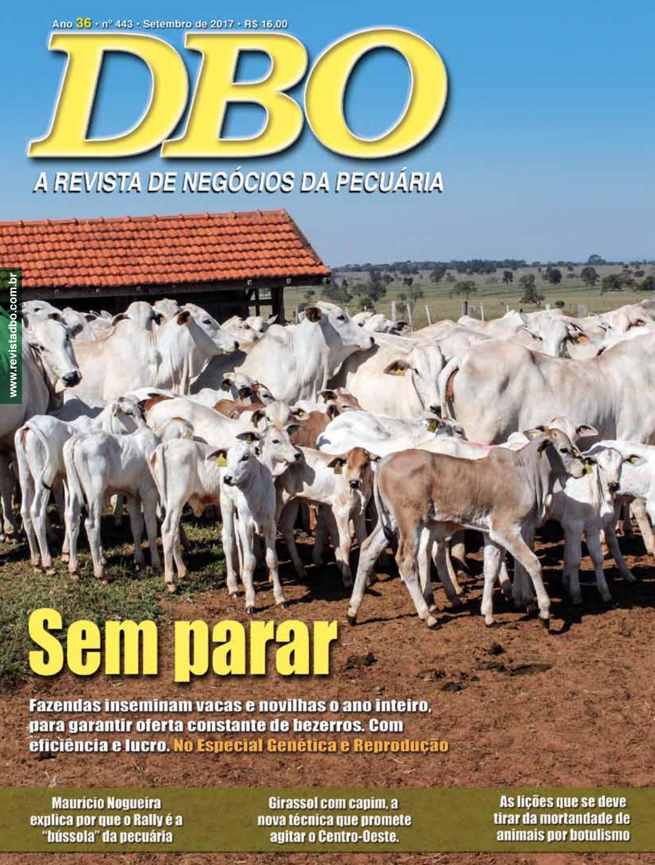 16ab5ba07066a Revista DBO 443 - Setembro 2017 by portaldbo - issuu