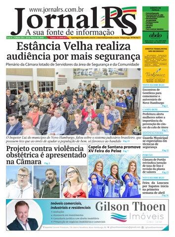 704147a38 Edição 226 Jornal RS - A Sua Fonte de Informação by Jornal RS A Sua ...