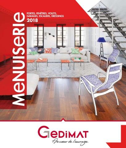 Gedimat menuiserie 2018 by Momentum Média - issuu