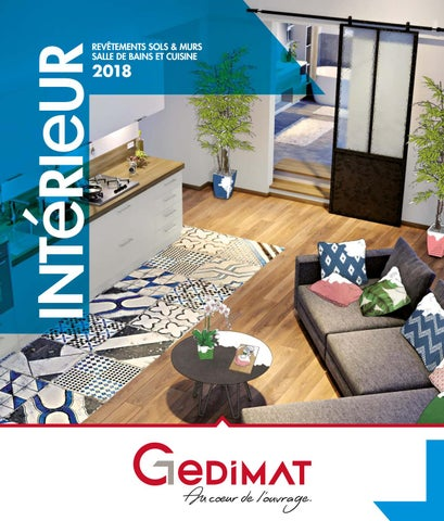 Gedimat Interieur 2018 By Momentum Média Issuu